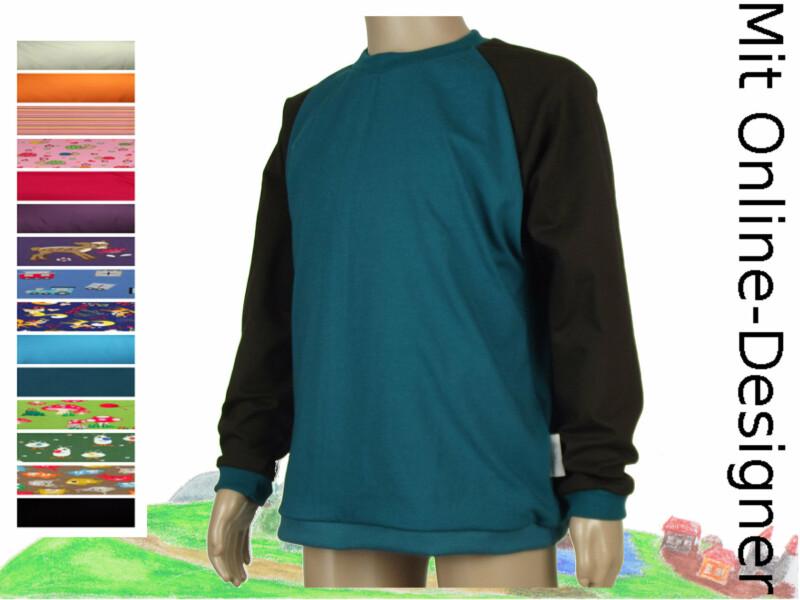 Raglan-Shirt