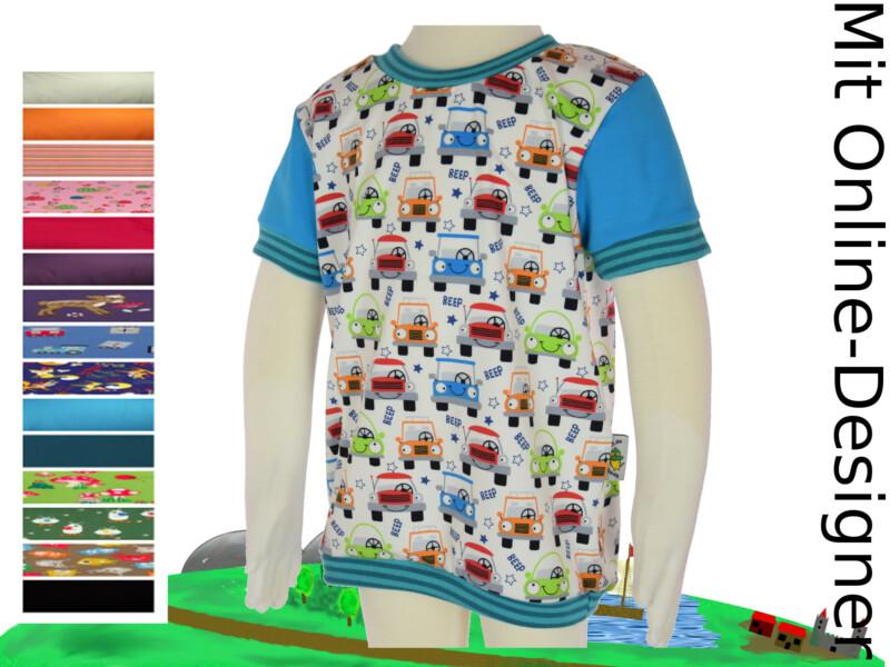 """T-Shirt """"Autos"""""""