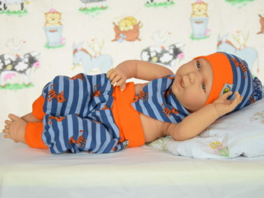 "Erstlings-Set Babyset ""Tiger"""