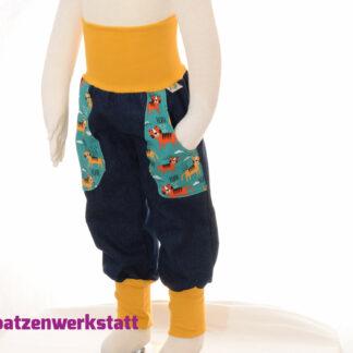 """Jeanshose mit Taschen """"Tiger"""""""