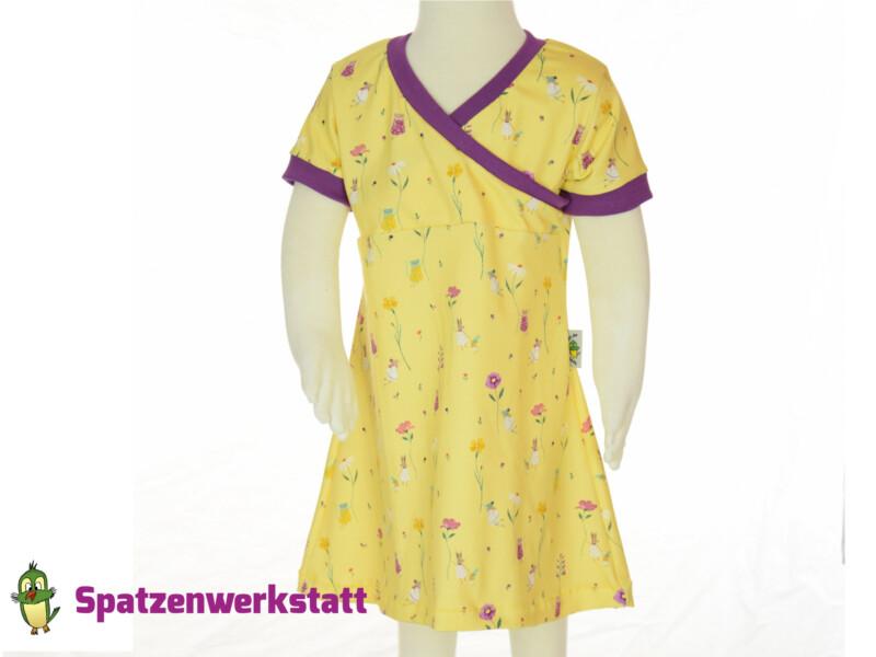 """Kleid """"Mäuse und Blumen"""""""