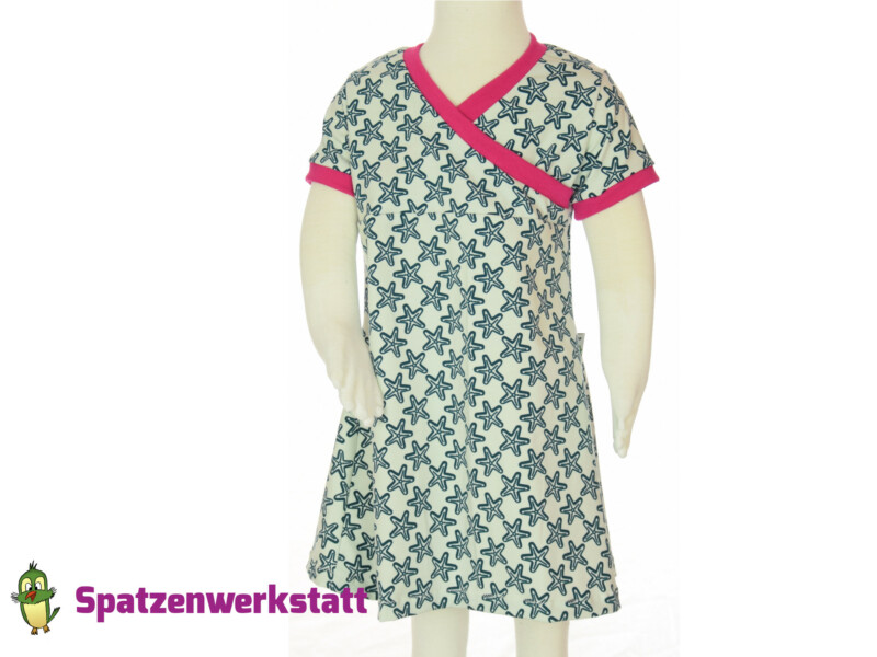 """Kleid """"Seestern"""""""