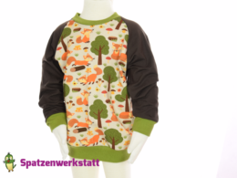 Pullover Füchse