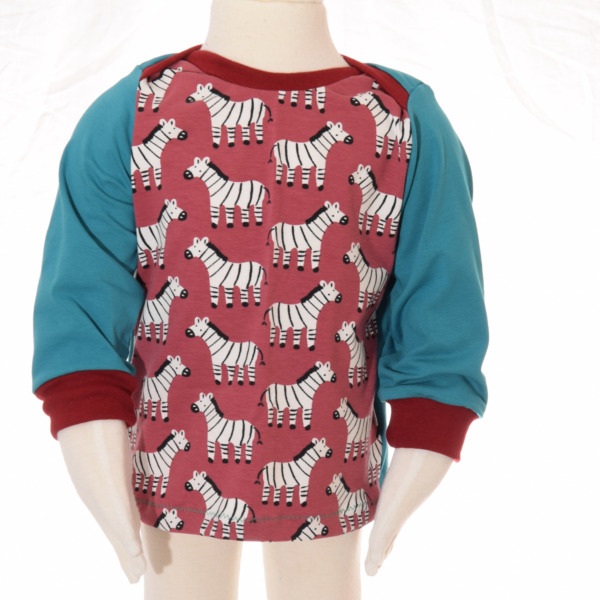 """Baby- Pullover """"Zebra"""""""