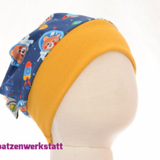 "Mütze ""Weltallbär"""