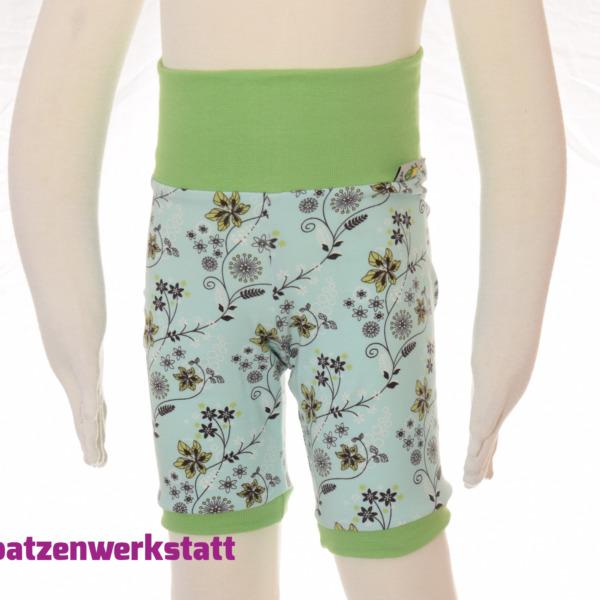 """Shorts """"Blumenarrangement"""""""