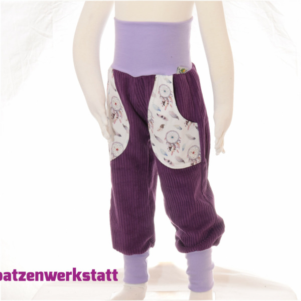 "Cordhose ""Traumfänger"""