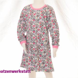 """Langarmkleid """"Fuchs und Blume"""""""
