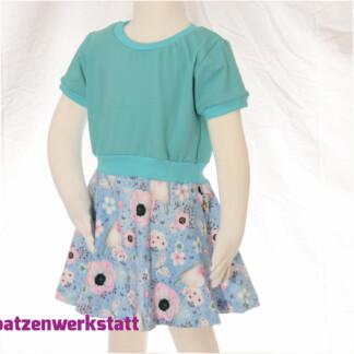 "Sommerkleid ""Rotkehlchen"""