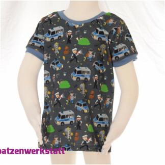 """T-Shirt """"Polizei"""""""