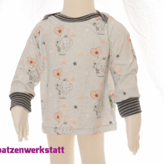 "Baby- Pullover ""Elefant"""