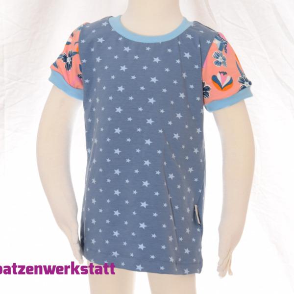 """T-Shirt """"Blumen"""""""