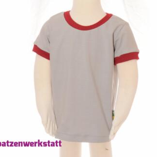 """T-Shirt """"hellgrau"""""""
