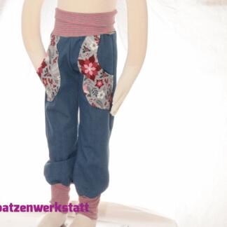 "Jeanshose mit Taschen ""Charming Season"""